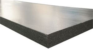 SilverGlo™ crawl space wall insulation available in Gainesville